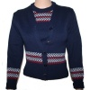 Fairisle Twinset - Blue