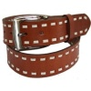Brown Stitched Belt