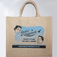 Shopper - with vintage design