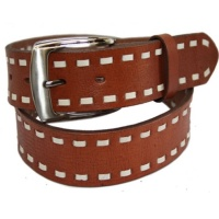 *REDUCED* Brown Stitched Belt